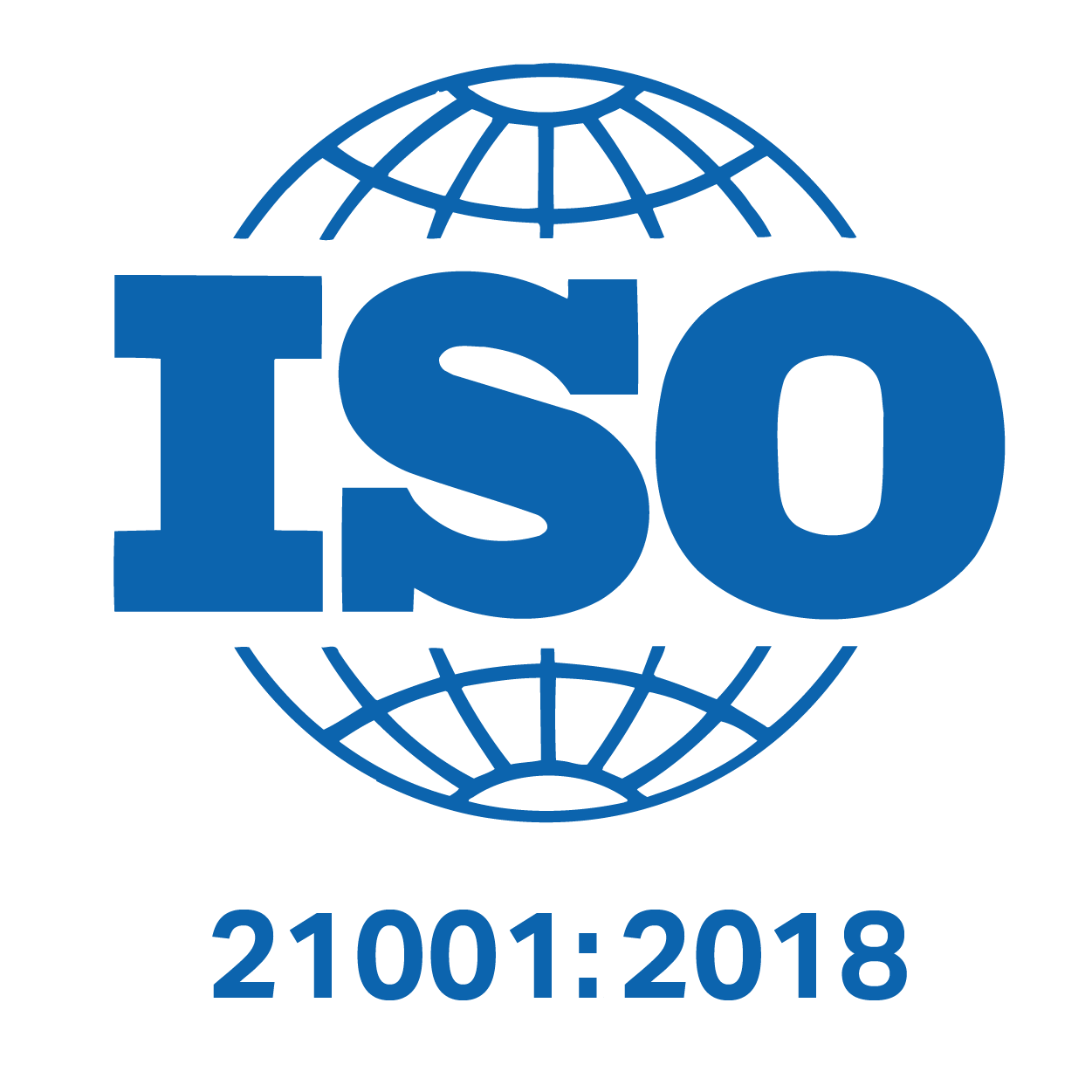 Label ISO 9001:2018
